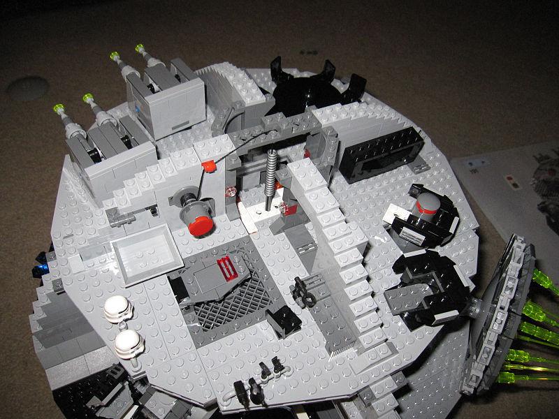 jeu de construction Lego